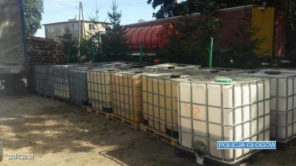 transporty odpadów chemicznych