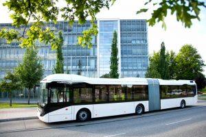Autobusy hybrydowe Volvo