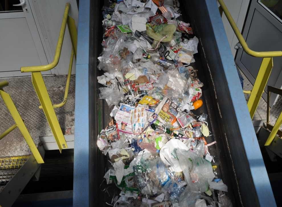 gospodarka odpadami komunalnymi z dofinansowaniem