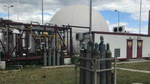 biogazowni przetwarzających odpady komunalne