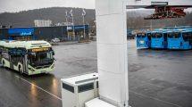 Autonomiczne autobusy elektryczne