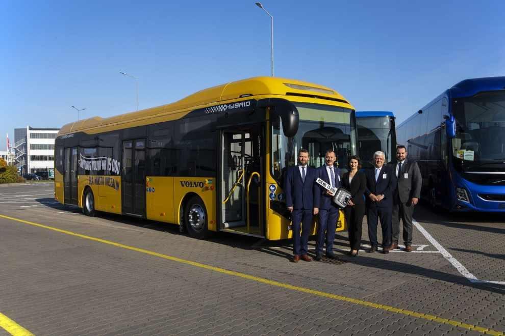 Hybrydowe autobusy z Wrocławia