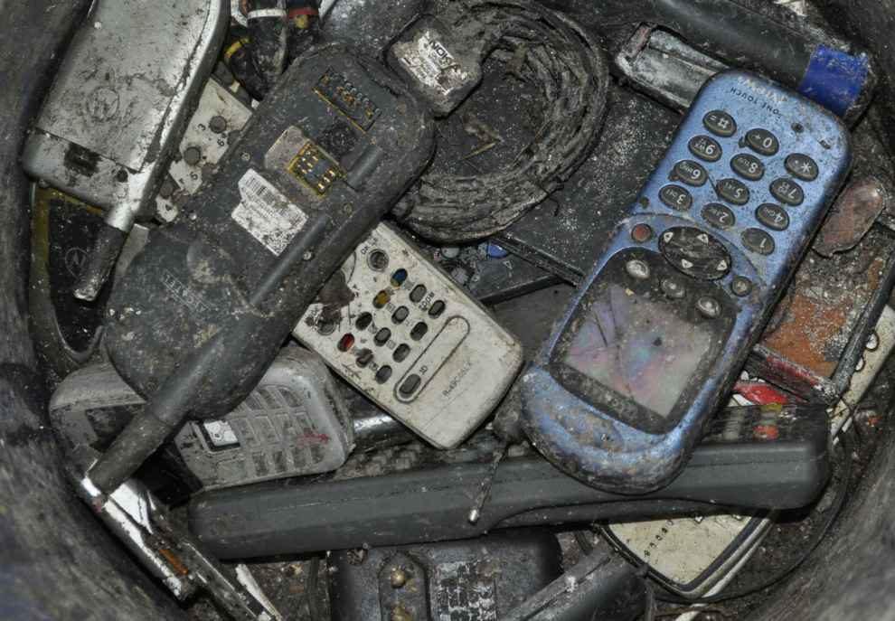 Raport o elektroodpadach