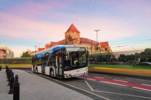 jeździć będą autobusy elektryczne