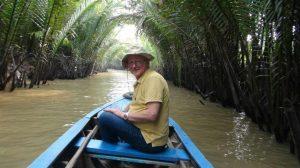 Badania wód Mekongu