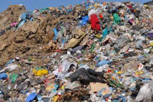 Składowisko odpadów bez zgody