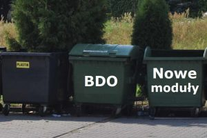 Nowe moduły BDO