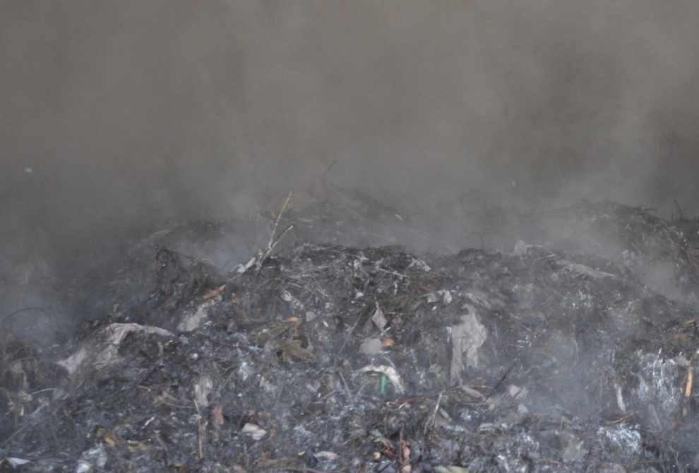 Hermetyczna hala stabilizacji odpadów