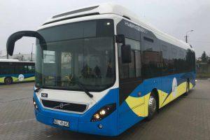 Hybrydowe autobusy dla Ełku