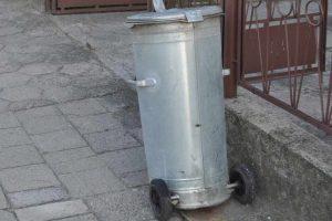 energii z kubła śmieci