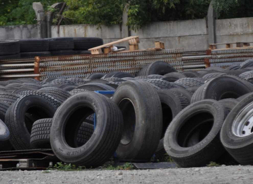 Zużyte opony i ich recykling