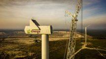 Energia z elektrowni wiatrowej