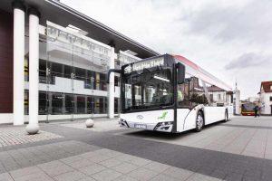 Hybrydowe autobusy dla Ząbkowic