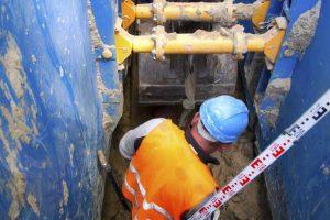 Nowa kanalizacja sanitarna
