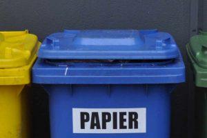 dostawa pojemników na odpady
