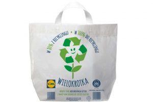 torby wielokrotnego użytku z certyfikatem
