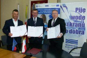 Nowa kanalizacja w gminie Masłów