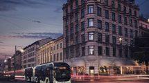 Elektryczne autobusy miejskie