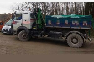 Przewóz odpadów bez dokumentu