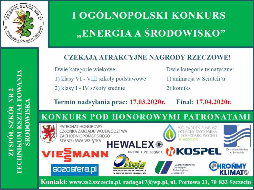 """""""Energia a Środowisko"""""""
