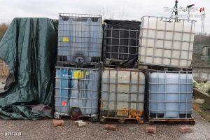 przeciw nielegalnemu gospodarowaniu odpadami