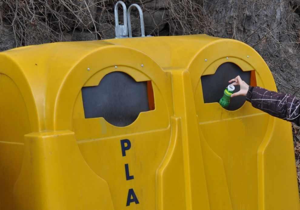 udoskonalić system gospodarki odpadami