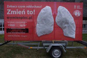 zakaz spalania węgla w Warszawie