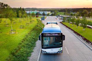 Autobusy z napędem wodorowym