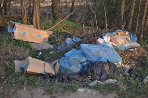 Mazowsze utonie w śmieciach