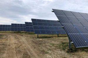 Osiem elektrowni słonecznych