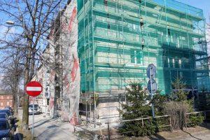 Termomodernizacje miejskich budynków mieszkalnych