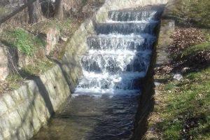 Remont potoku Młynówka