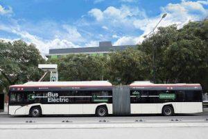 14 autobusów elektrycznych