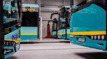 20 autobusów elektrycznych