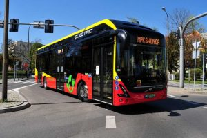 Imiona dla autobusów elektrycznych