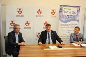Modernizacja oczyszczalni ścieków w Elblągu