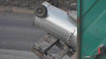 Odbiór odpadów w czasach pandemii