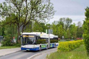 50 przegubowych autobusów elektrycznych