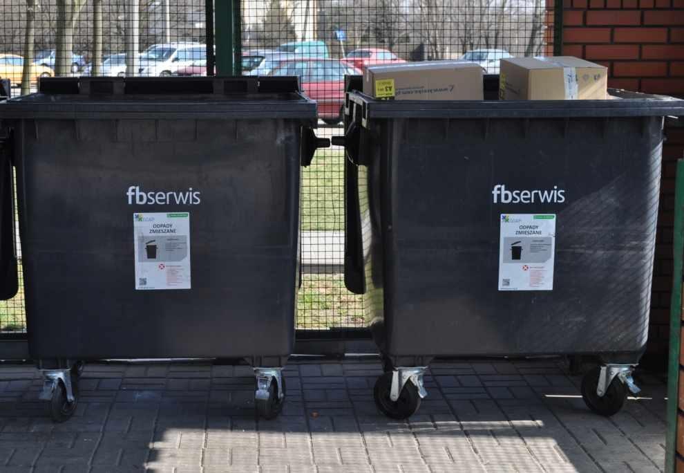 odbierze odpady w Swarzędzu