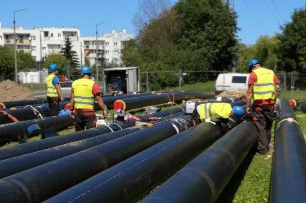 Modernizacja sieci ciepłowniczych w Elblągu