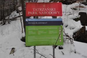Parki narodowe kupują