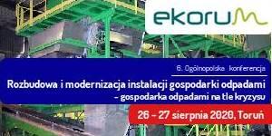 Rozbudowa i modernizacja instalacji gospodarki odpadami