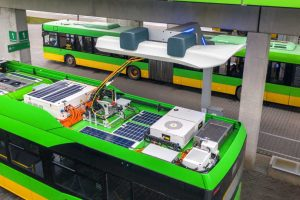 37 autobusów elektrycznych