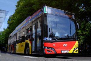 40 autobusów na gaz