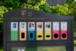 Miejski Punkt Elektroodpadów
