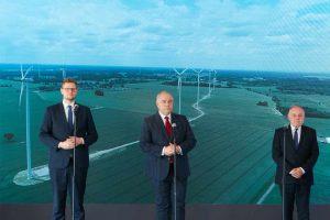 Nowe farmy wiatrowe