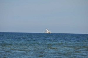 Ryzyko katastrofy ekologicznej na Bałtyku