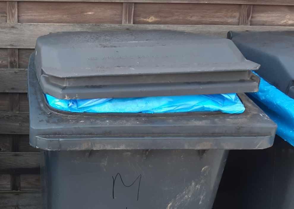 za wywóz śmieci