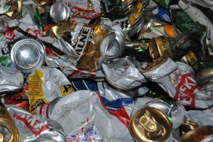 zwiększyć poziom odzysku aluminium
