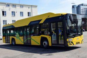 Kolejne autobusy elektryczne